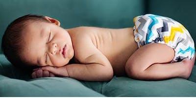 Cloth for Newborns- Columbia