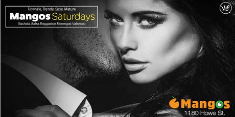Mangos Saturdays : Vancouver Salsa Saturday tickets
