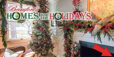 Beaufort Homes for the Holidays 2018