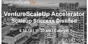 VentureScaleUp Accelerator: Scaleup Success Distilled