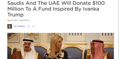 Doyenne? Create Yet To Be Formed Venture Capital Fund like Ivanka Trump