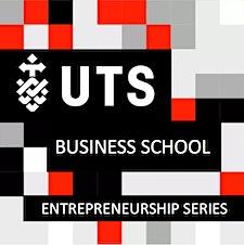 UTS Business School Entrepreneurship Series logo