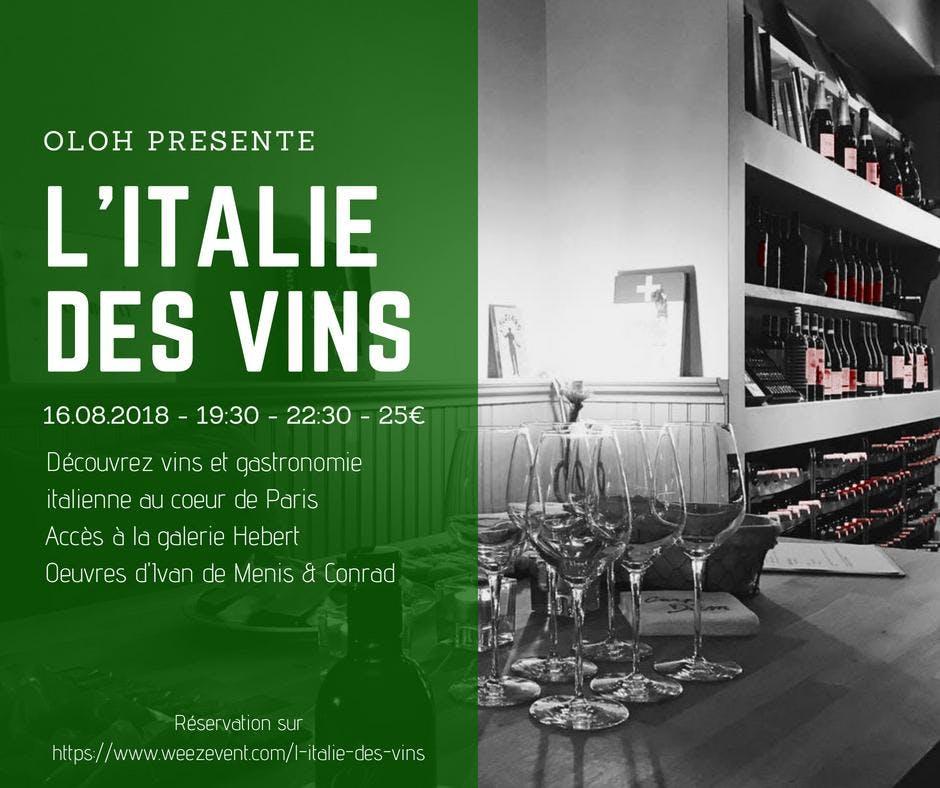 L'Italie des Vins