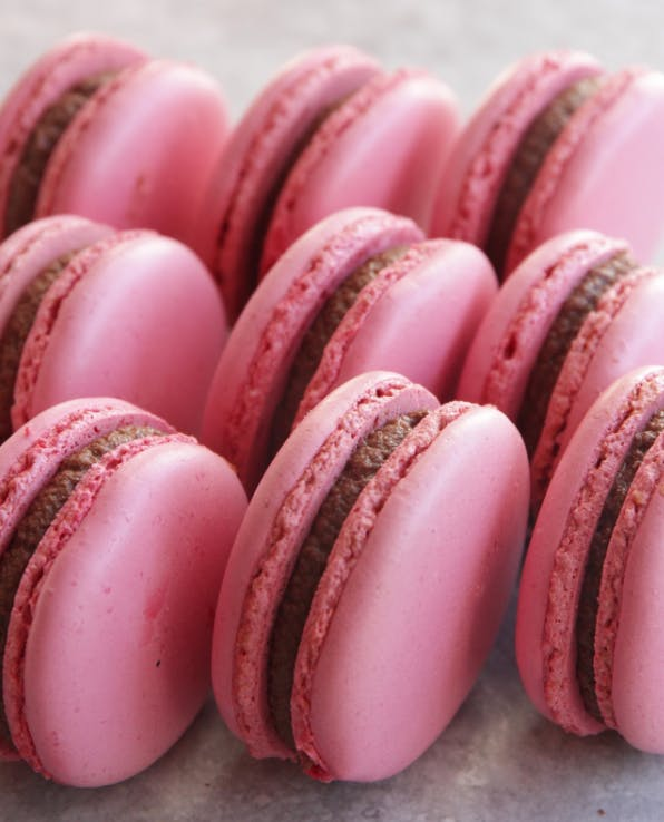 Macaron Demonstration Class in London with To