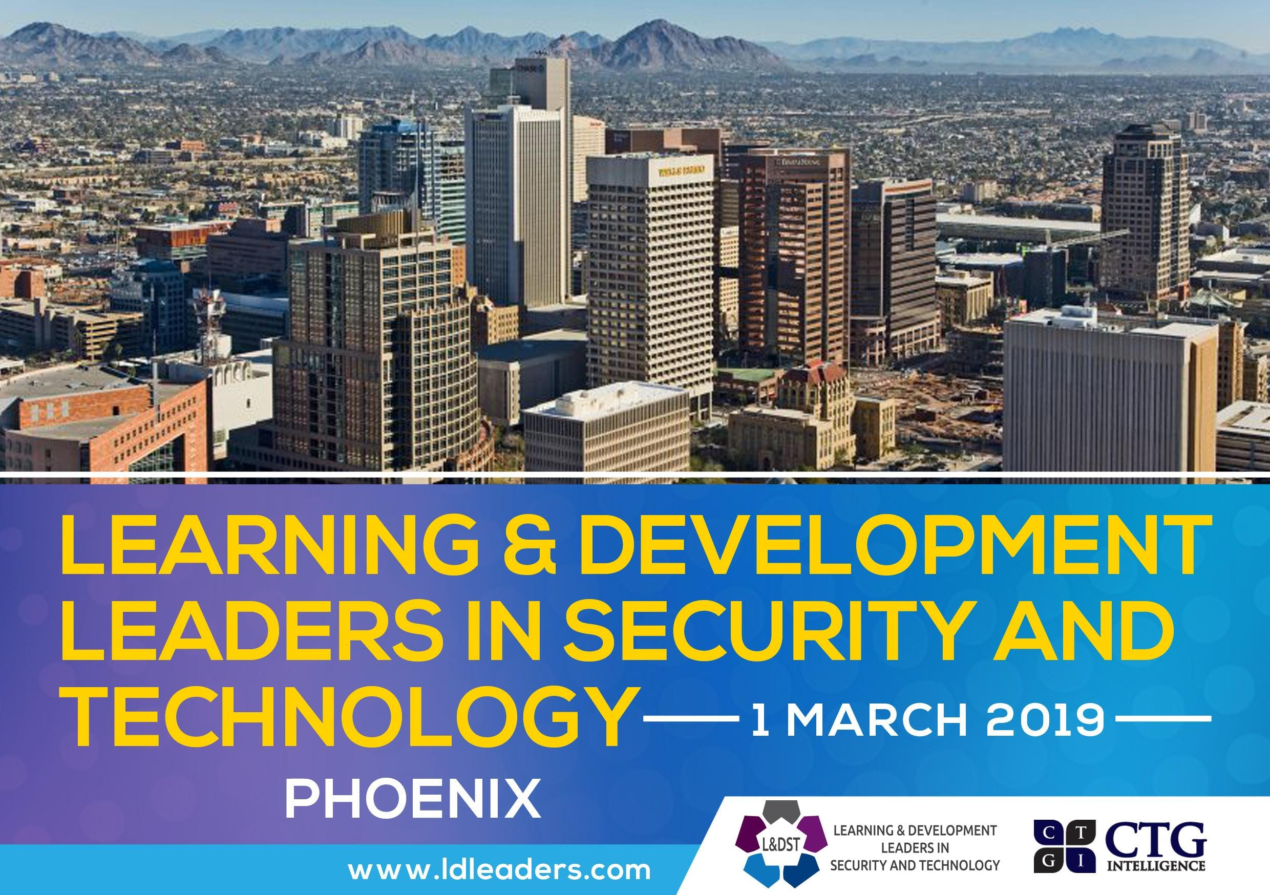 Learning & Development Leaders in Security and Technology Phoenix