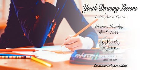 Youth Drawing Lessons tickets