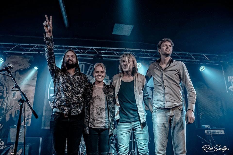 Leif de Leeuw Band - DrumDrieDaagse