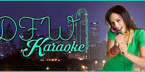 Karaoke at Firewheel Pete's Burgers, Wings & Drinks.