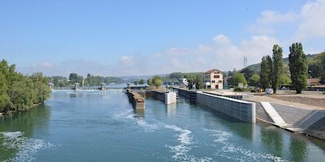 Visite de l'écluse de Couzon - Rochetaillée-sur-Saône tickets