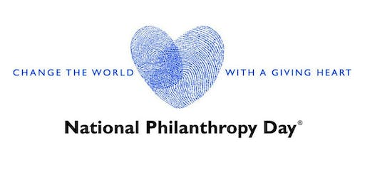 2019 National Philanthropy Day hosted by the AFP of North Louisiana