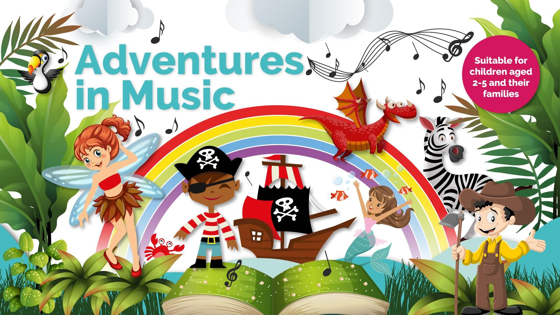 Adventures in Music: Arnold Library (Sept - N