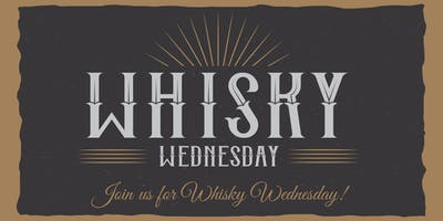 Whiskey Wednesdays at the Casa!