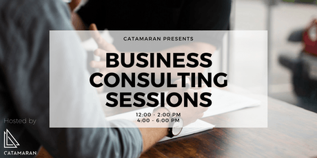 Free Business Consultation Sessions  tickets