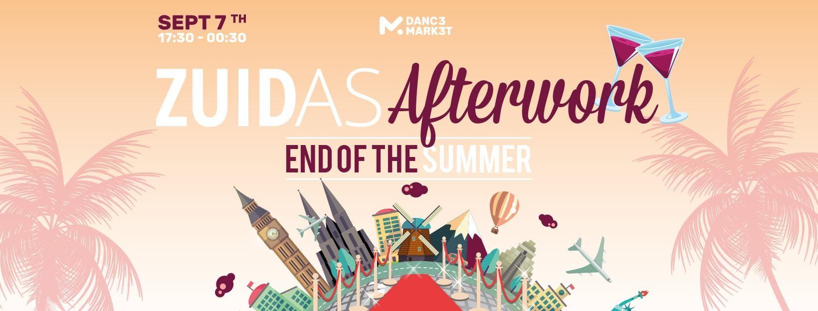 DanceMarket - End Of The Summer - September 7