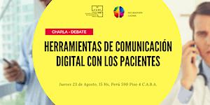 Debate - Herramientas para la comunicación digital...