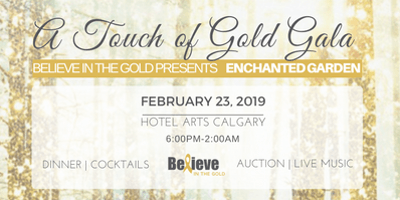 A Touch of Gold Gala