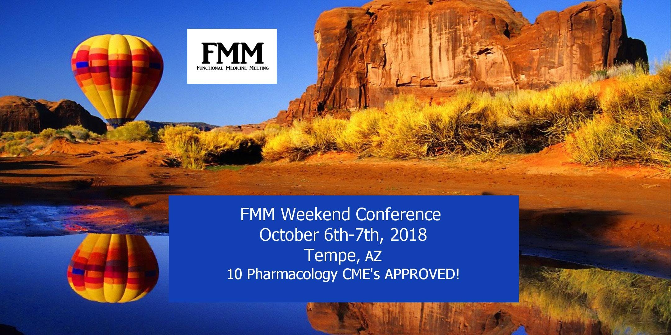FMM AZ Weekend Conference 2018