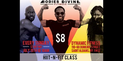 HIIT-N-FIT Class