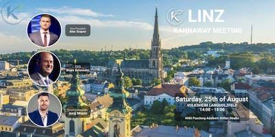 Kannaway EU Tour - Linz