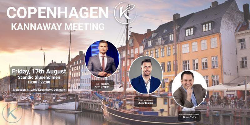 Kannaway EU Tour - Copenhagen