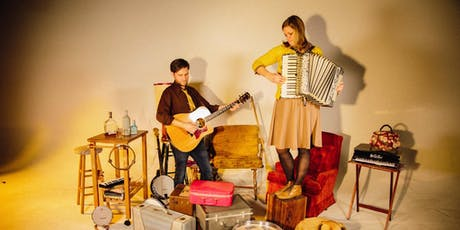 House Concert:  The Rough and Tumble tickets