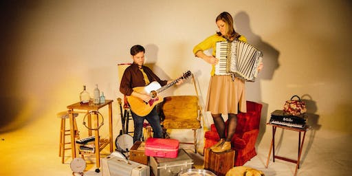 House Concert:  The Rough and Tumble