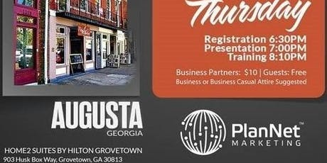 Become A Travel Business Owner-Grovetown, GA tickets