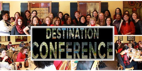 4th Annual Destination Conference [NH] w/The Social Butterfly, Inc tickets