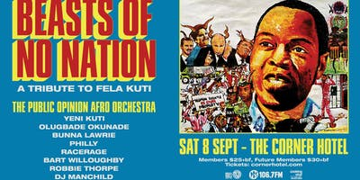 PBS Presents Beasts of No Nation – A Tribute to Fela Kuti