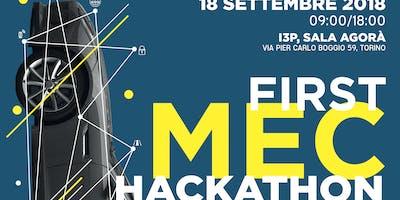 1st MEC Hackathon and Edge Cloud Italy 2018