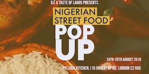 ile - A Taste of Lagos Pop-up Restaurant