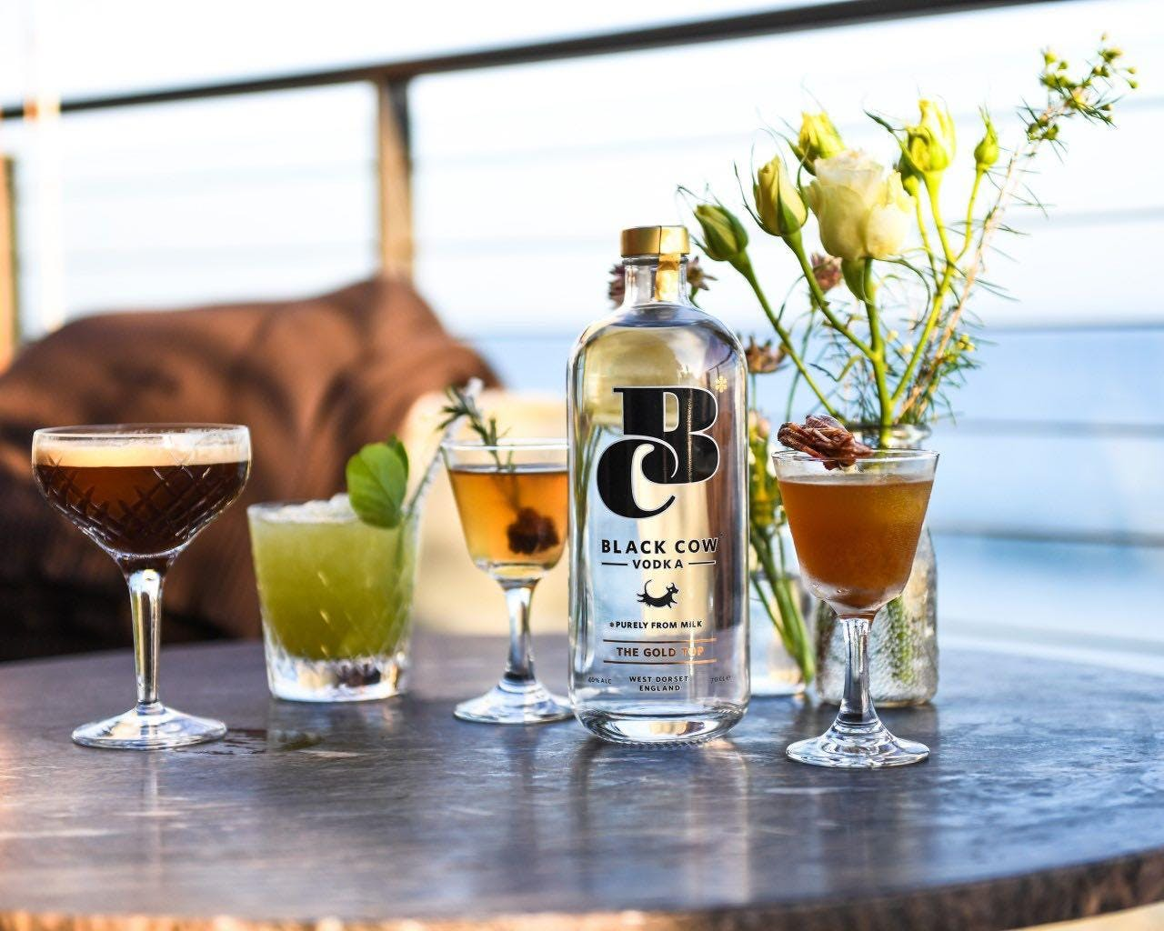 COCKTAIL MASTERCLASS WITH BLACK COW VODKA