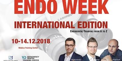 ENDOWEEK INTERNATIONAL EDITION