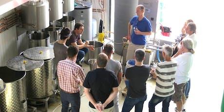 Bierbrauen - Kurs Deluxe beim Beerstarter Tickets