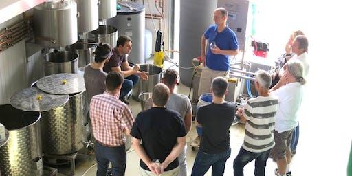 Bierbrauen - Kurs Deluxe beim Beerstarter