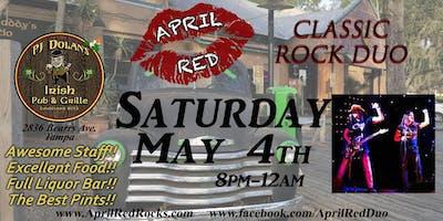 April Red LIVE at PJ Dolan's Irish Pub & Grill in Tampa!