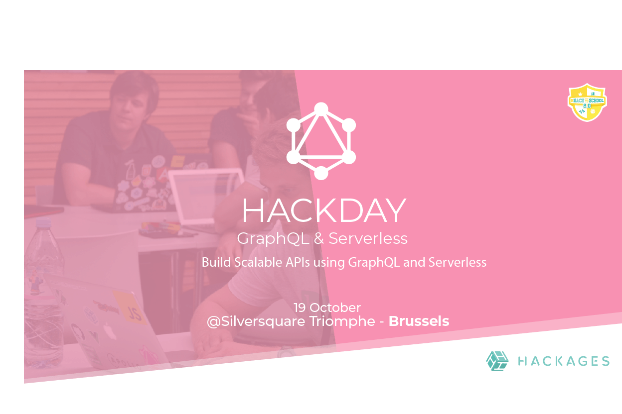 bHack to School: HackDay - Build Scalable API