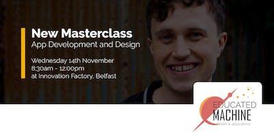 Masterclass – App Development and Design
