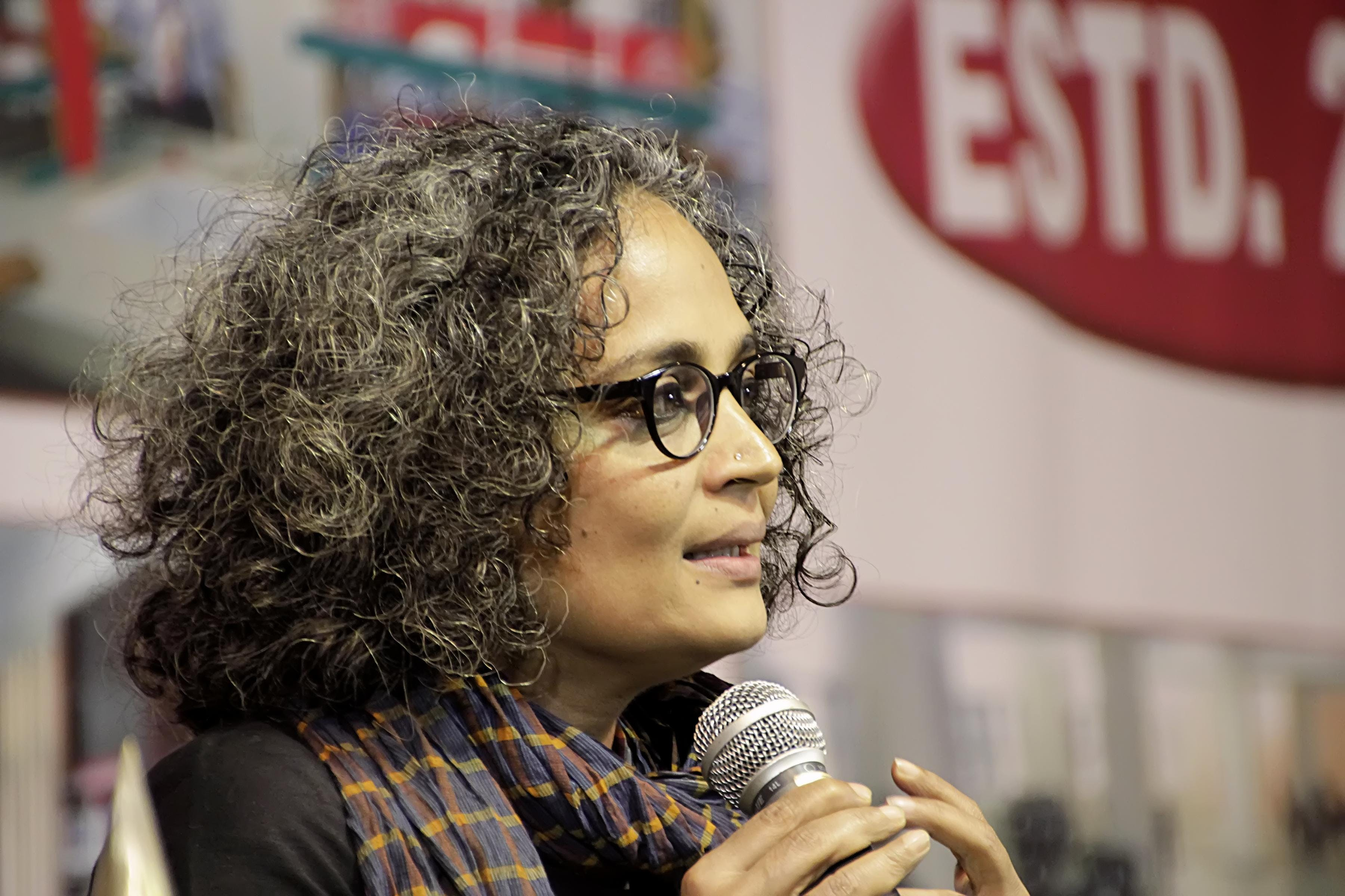 Arundhati Roy Read-In
