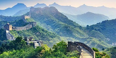 Julia's House Great Wall of China Trek 2019