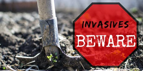 Invasives Beware tickets