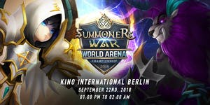 Summoners War World Arena Championship 2018 Europe Cup