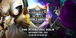 Summoners War World Arena Championship 2018 Europe Cup