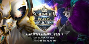 Summoners War Welt-Arena Meisterschaft 2018 Europa-Cup