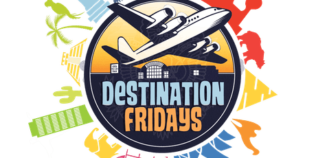 Destination Fridays: Colombia tickets