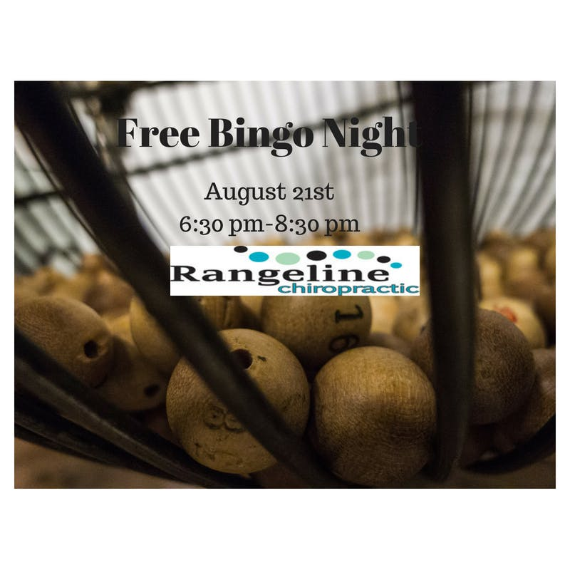 Free Bingo Night-Our Grand Prize is Kate Spad
