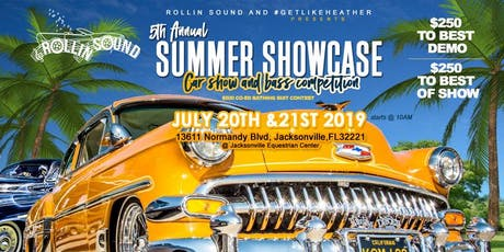 5th Annual Rollin Sound & #GetLikeHeather Presents: Summer Showcase tickets