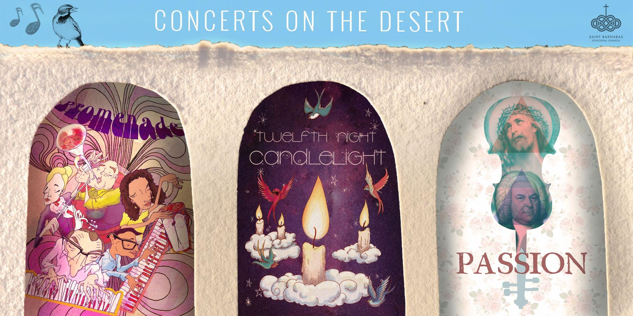 Concerts on the Desert | Season Tickets