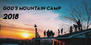 God's Mountain Youth Retreat October 2018