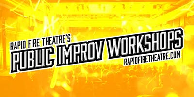 Improv Diagnostic - Sundays,March 31 - April 21, 11:00 - 1:30 pm